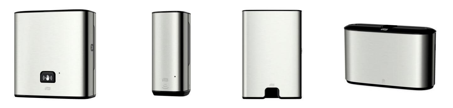 Алюминиевые диспенсеры TORK