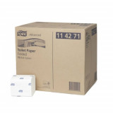 114271 Tork Advanced листовая туалетная бумага, система T3