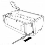 Кассета для диспенсера Tork Matic серии Image Design c возможностью работы от сети, арт. 205523, система Н1