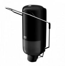 560108 Tork Elevation диспенсер для жидкого мыла в картриджах с локтевым приводом, система S1, чёрный