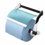 Настенный диспенсер для протирочных материалов в рулонах, система W1 652100